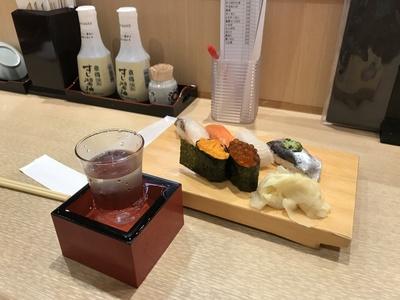 5/13 お寿司
